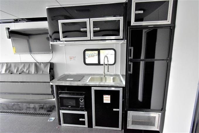 2021 Stealth Trailers Nomad 26' Full LQ Toy Hauler RV