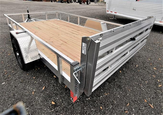 2021 Stealth Trailers 7X16 Phantom Utility Trailer