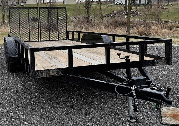 2020 Other Nomanco 8218 Utility Utility Trailer