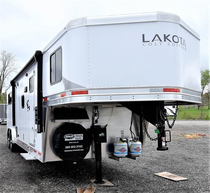 2021 Lakota Colt 8311 Horse Trailer