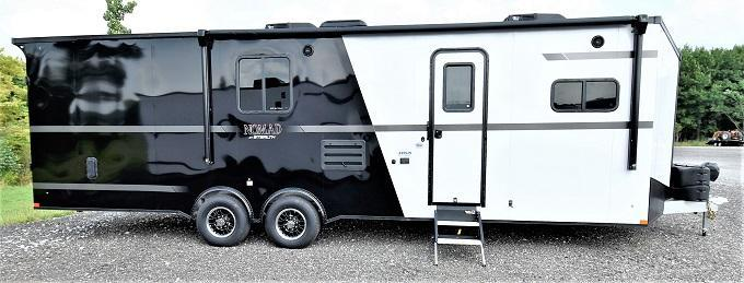 2022 Stealth Trailers Nomad 8.5 X28 Toy Hauler RV