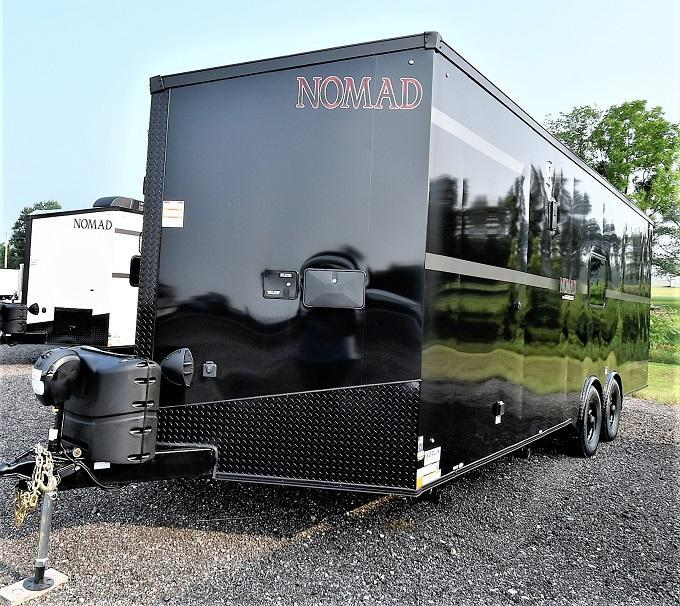 2022 Stealth Trailers Nomad 8.5X24 Toy Hauler RV