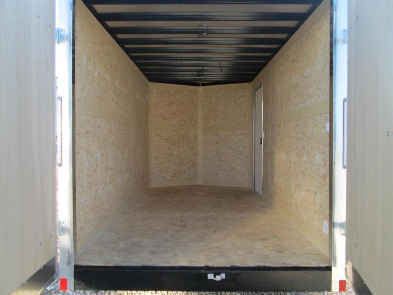 2022 Cross Trailers 7 x 14 TA Enclosed Cargo Trailer