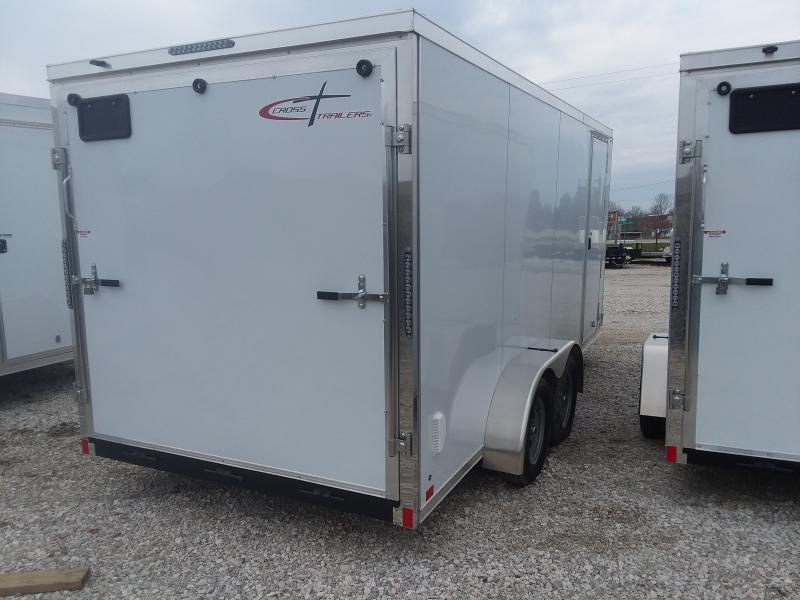 2021 Cross Trailers 7 x 16 TA Enclosed Cargo Trailer