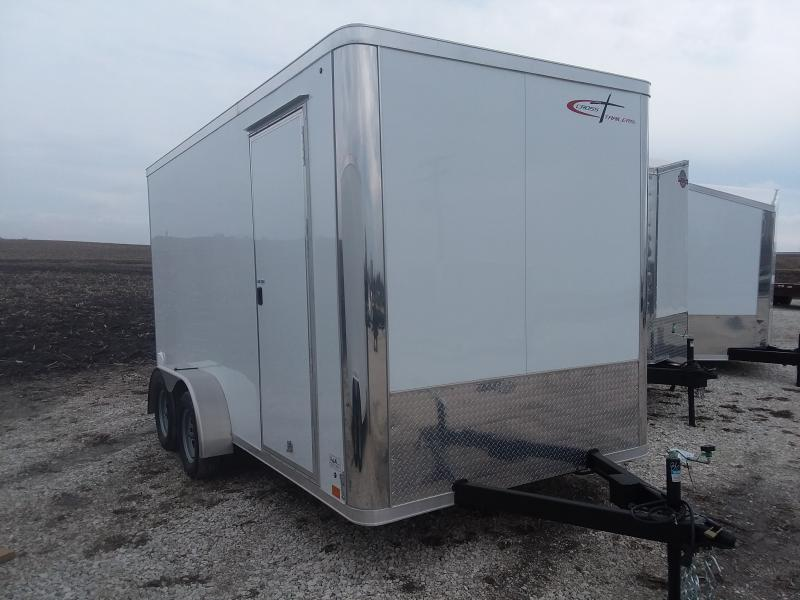 2020 Cross Trailers / 7'X14' Ramp Door