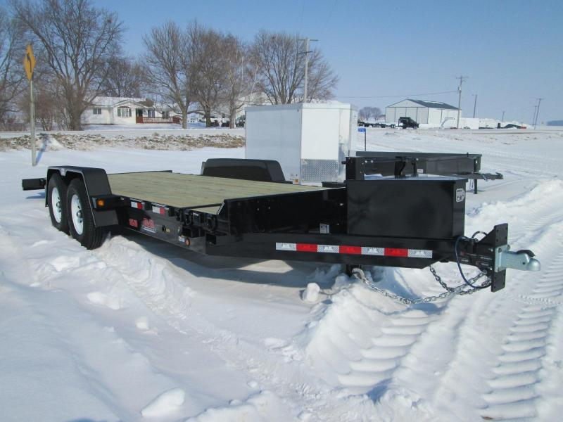 2021 B-B TBCT2014ET-XL Equipment Trailer