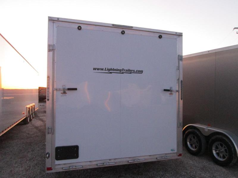 2021 Lightning Trailers LTFCH822TA3 Enclosed Cargo Trailer