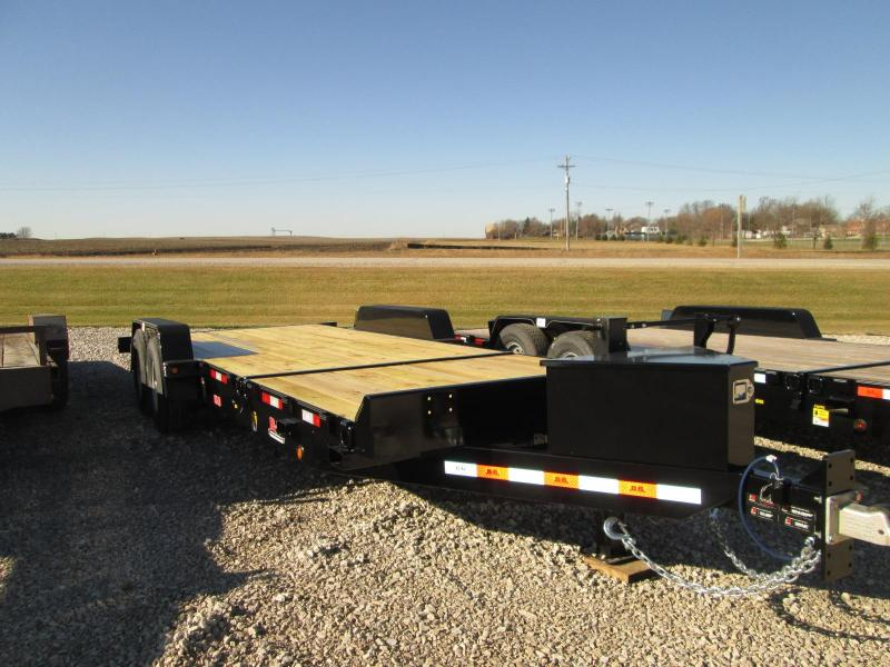 2021 B-B TBCT2414ET-XL Equipment Trailer