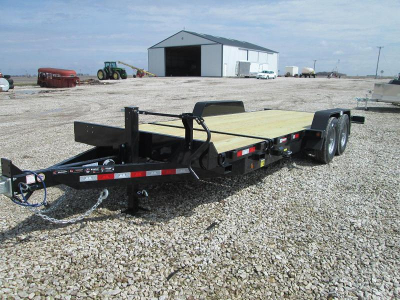 2020 B-B TBCT2214ET-XL Equipment Trailer
