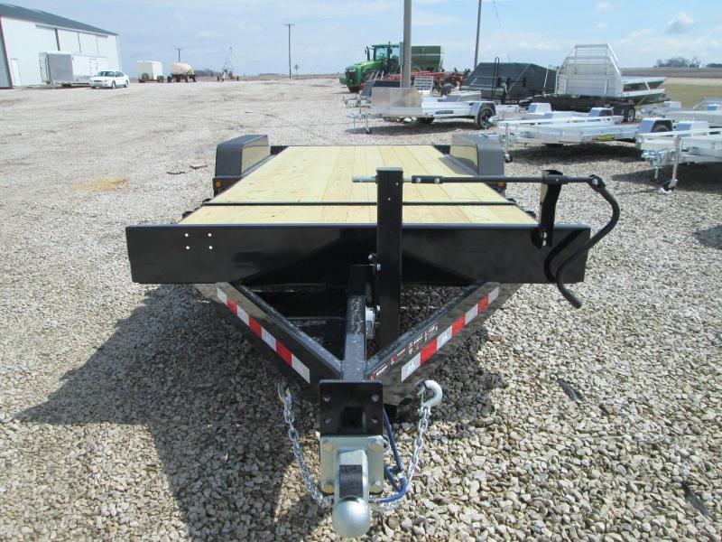 2020 B-B TBCT2214ET-XL Equipment Trailer