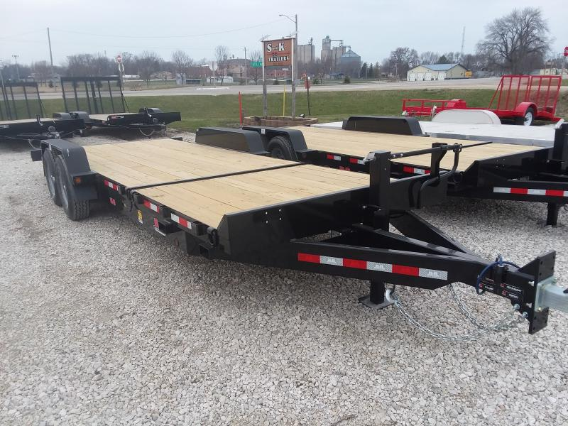 2020 B-B TBCT2214ET Equipment Trailer / 83