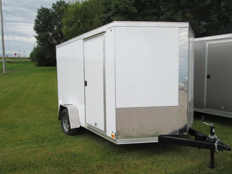2022 Cross Trailers / 7 X 10 Enclosed