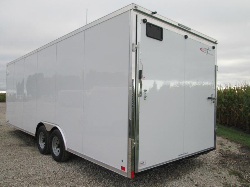 2020 Cross Trailers 824TA Enclosed Cargo Trailer