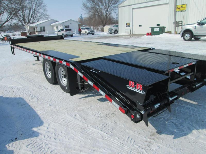 2021 B-B BCT2314EDO-XL Equipment Trailer