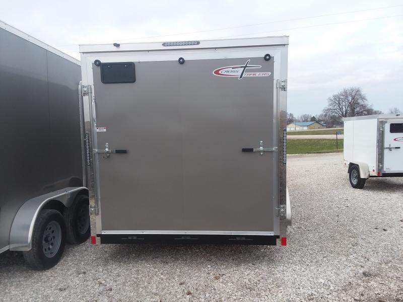 2022 Cross Trailers 7 x 16 TA Enclosed Cargo Trailer