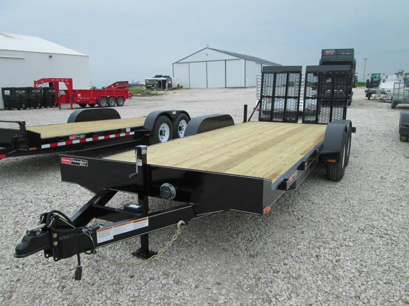 2019 Mac-Lander 20TFHWS Equipment Trailer