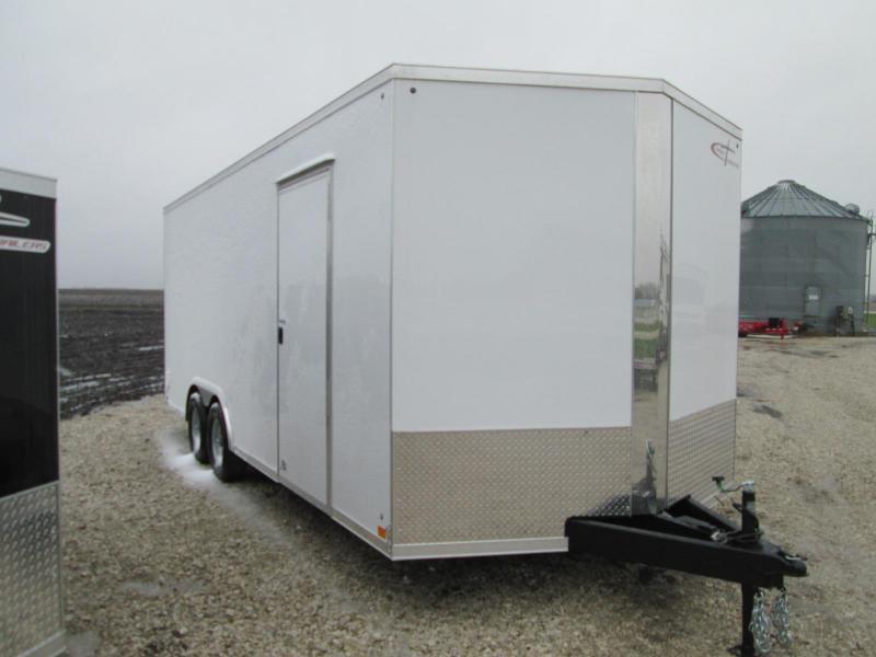 2022 Cross Trailers 8.5 X 20 TA Enclosed Cargo Trailer
