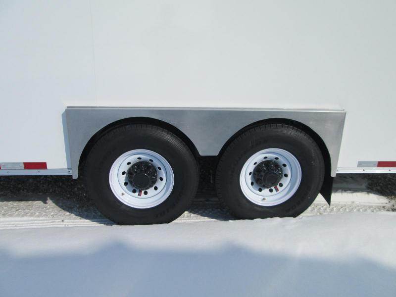 2021 Other Jensen 8.5' X 24' Enclosed Trailer Enclosed Cargo Trailer