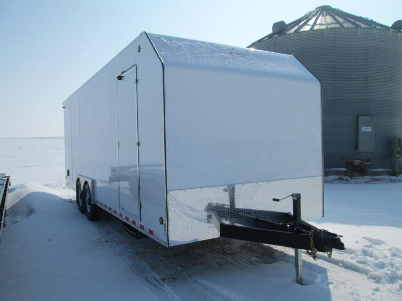 2021 Other Jensen 8.5' X 24' Enclosed Trailer Enclosed Cargo Trailer