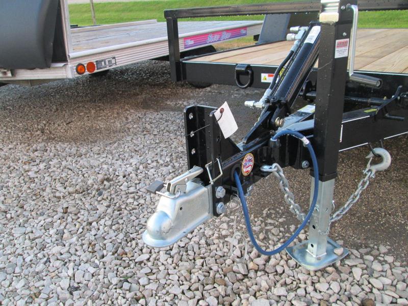 2020 Behnke UT81X14NRT 7K Axle Utility Tilt Trailer