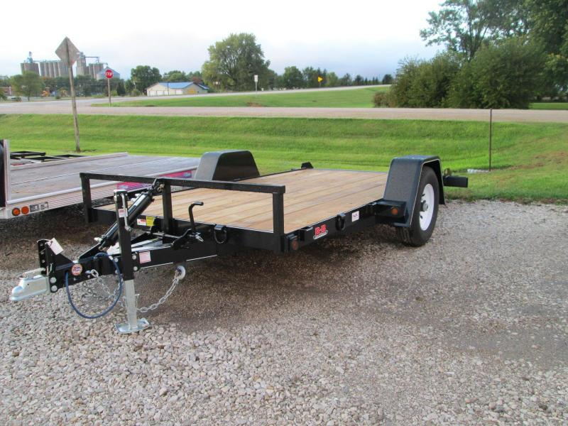 2020 Behnke UT81X14NRT 7K Axle Utility Tilt Trailer Coming In