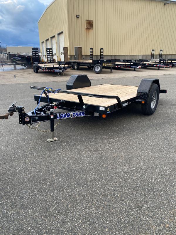 2021 Load Trail SH7712 Equipment Trailer