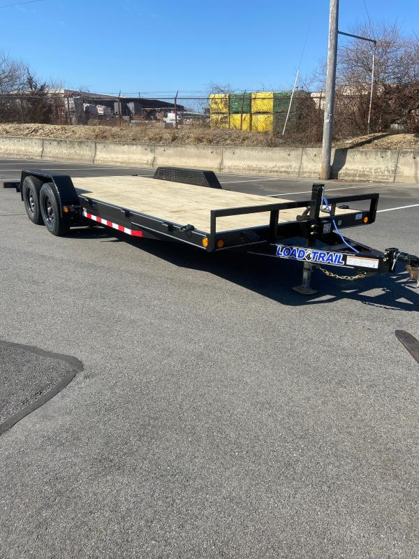 "2021 LOAD TRAIL 83"" X 20' TANDEM TRAILER"
