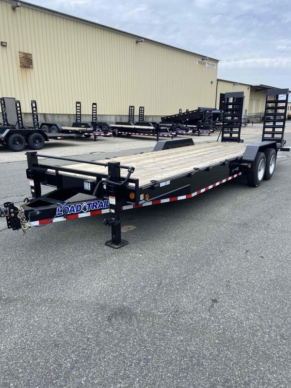 "2021 Load Trail 80""X24' Equipment Trailer"