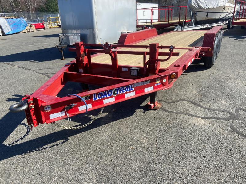 2021 Load Trail TH8322 Equipment Trailer