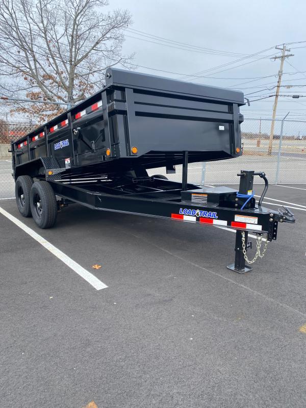 2021 Load Trail DT8314072 Dump Trailer