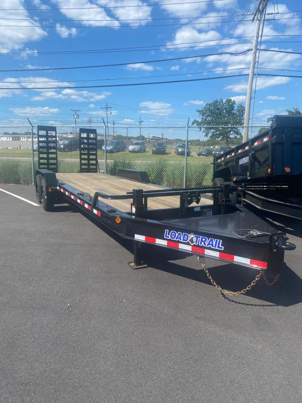 "2021 Load Trail 82""X24' Equipment Trailer"