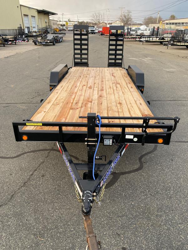 2021 Load Trail XH8320 Equipment Trailer
