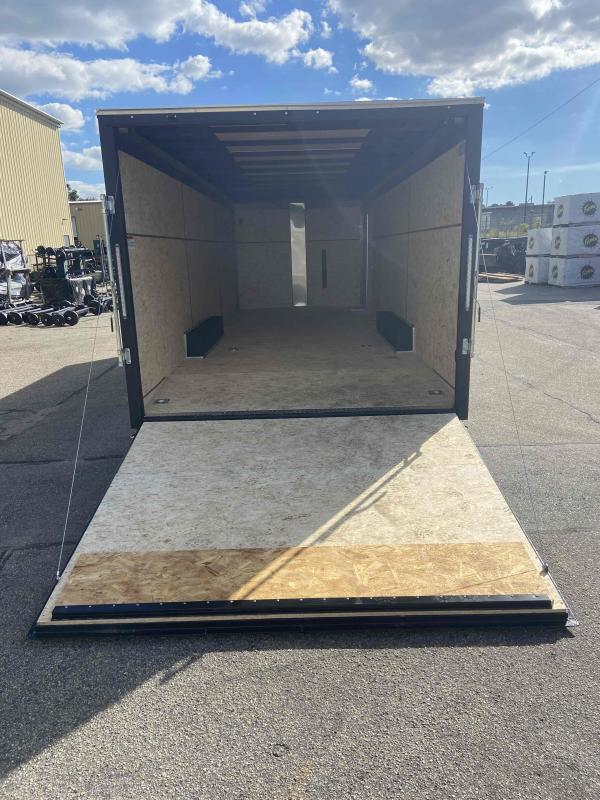 """2022 ITI Cargo 102""""X24' Enclosed Cargo Trailer"""