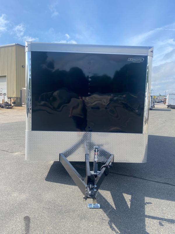 """2022 Bravo Trailers 102""""X18' Enclosed Cargo Trailer"""