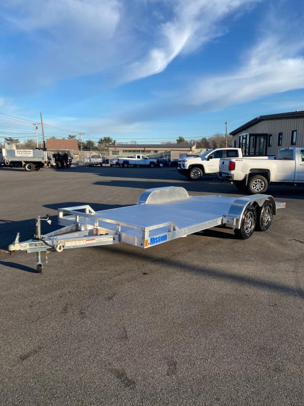 "2021 Mission 80"" X18' Car / Racing Trailer"