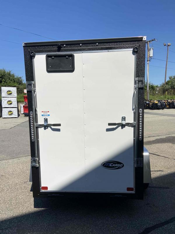 2021 ITI 5'X8' V-NOSE Enclosed Cargo Trailer