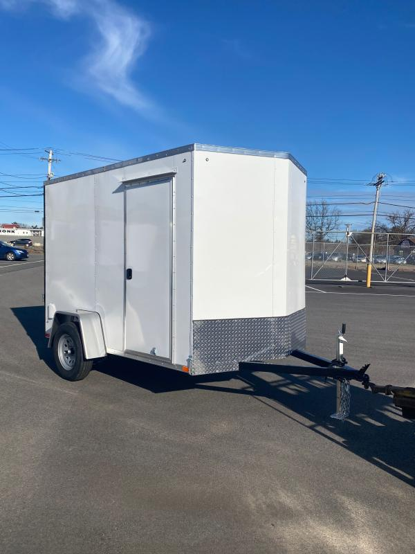 2021 ITI Cargo 6' X 10' Single Axle Enclosed Cargo Trailer