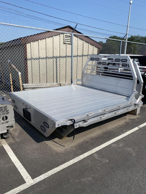 2020 Aluminum Bed For Dual Rear Wheel Trucks