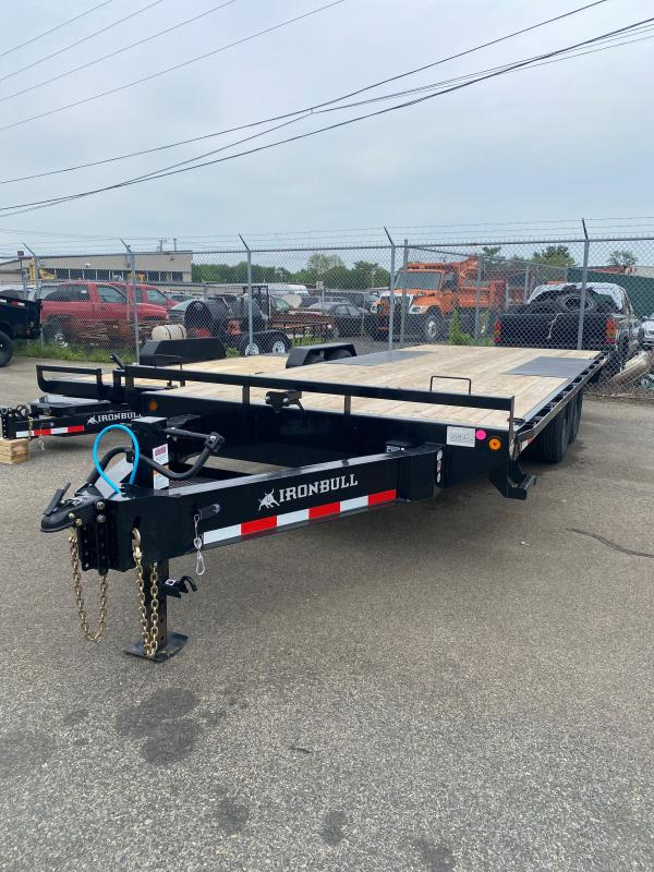 "2021 Norstar 102"" X 20' Deckover Equipment Trailer"