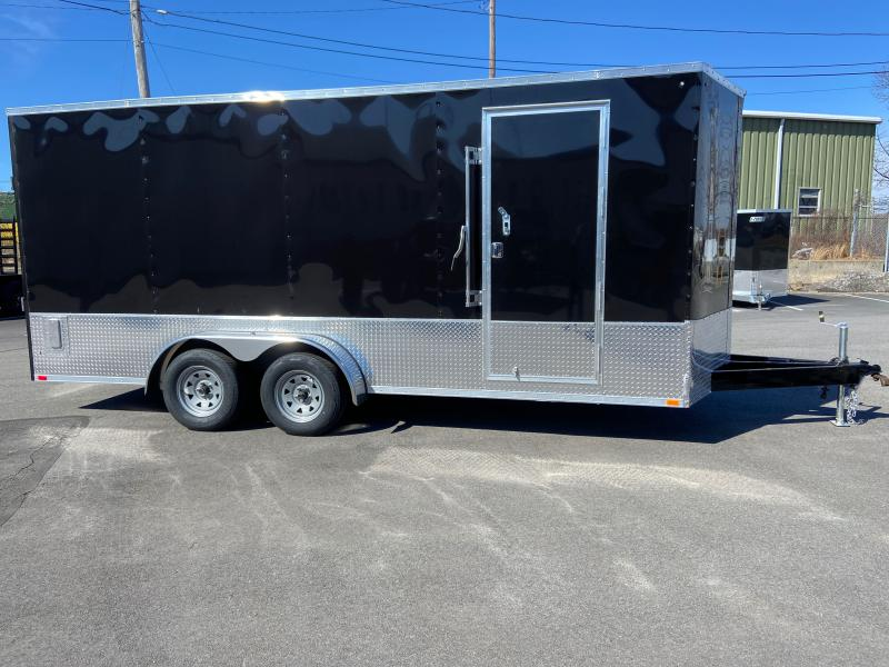 2021 ITI Cargo HLFV7X18 Enclosed Cargo Trailer