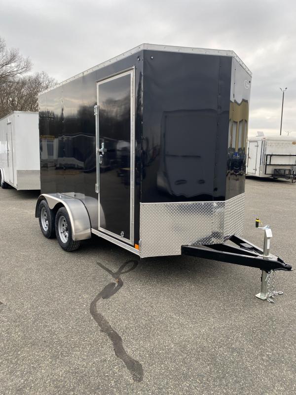 2021 ITI Cargo 6X12TA Enclosed Cargo Trailer