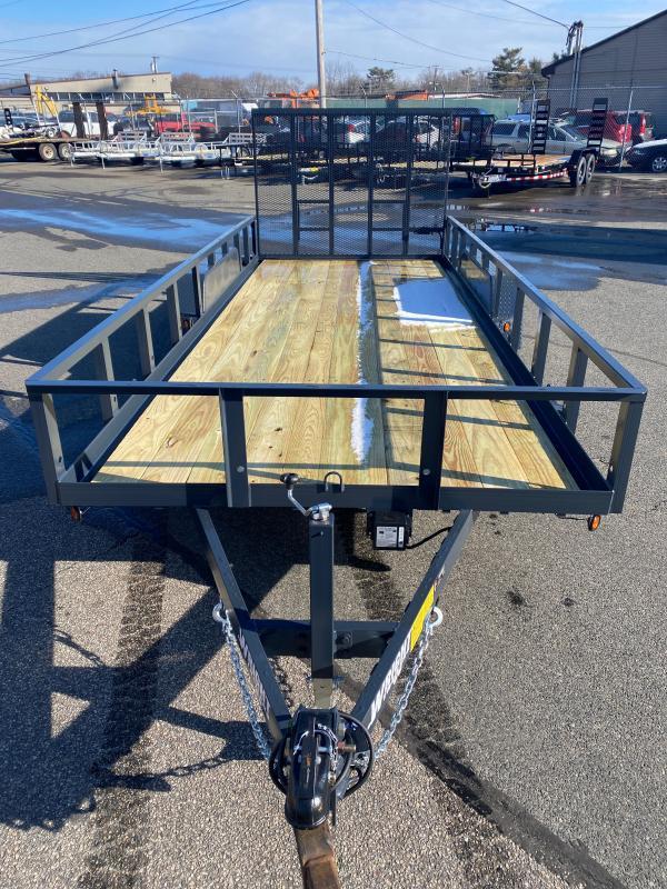 2021 Wright WT182LS Equipment Trailer