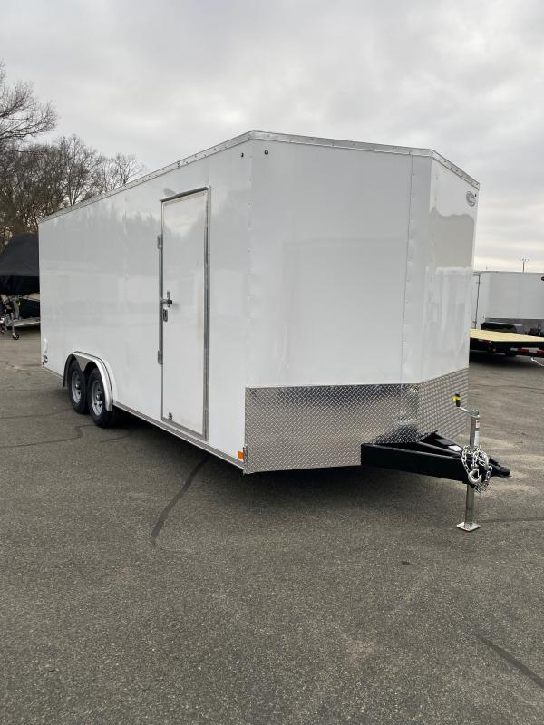 """2021 ITI 102""""X20' WEDGE FRONT Enclosed Cargo Trailer"""