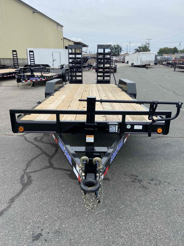 "2021 Load Trail 80""X20' Equipment Trailer"