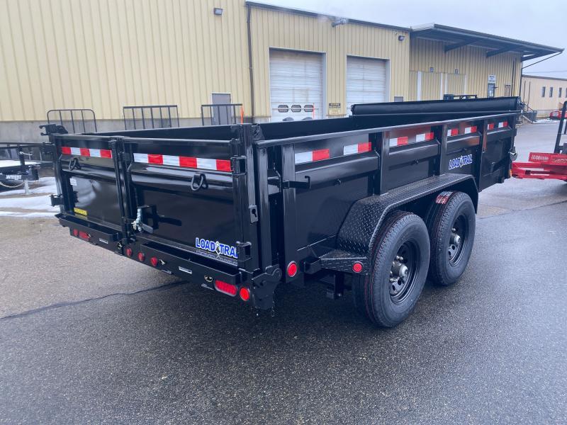 2021 Load Trail DT8314 Dump Trailer