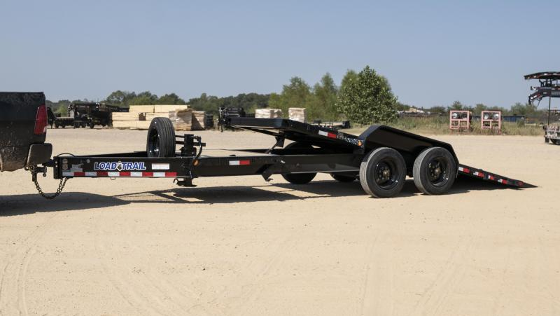 "2021 LOAD TRAIL 83"" X 20' TANDEM AXLE TILT DECK 8K AXLES"