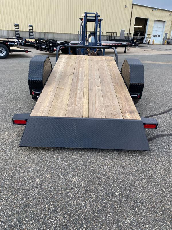2021 Load Trail SH6012 Equipment Trailer