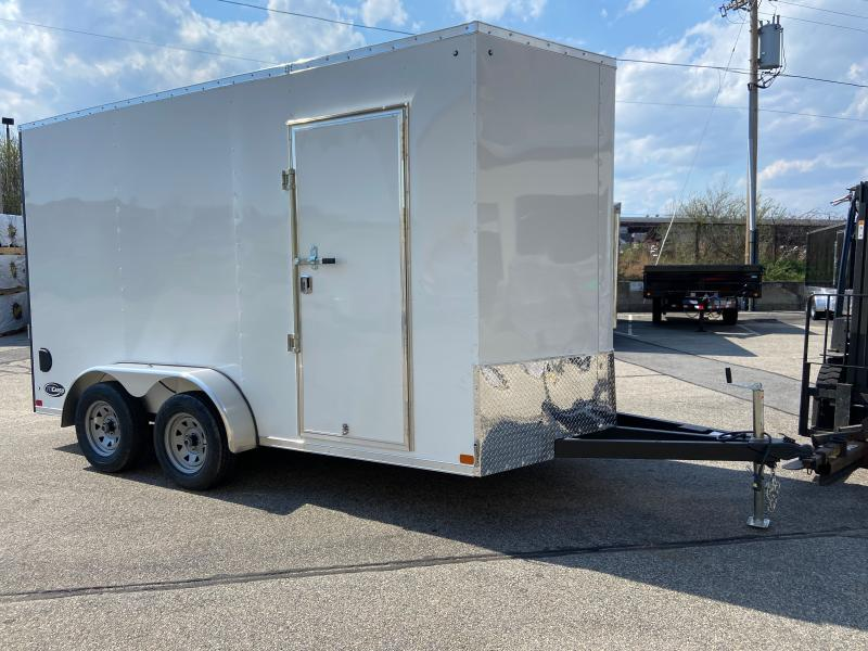2021 ITI Cargo 7' X 14' Enclosed Cargo Trailer