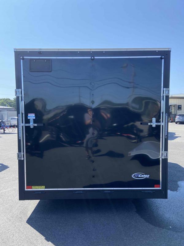 2021 ITI Cargo HVL8X16 Enclosed Cargo Trailer