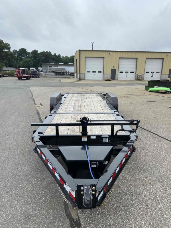 """2021 Load Trail Tilt 83"""" X 22' Equipment Trailer"""
